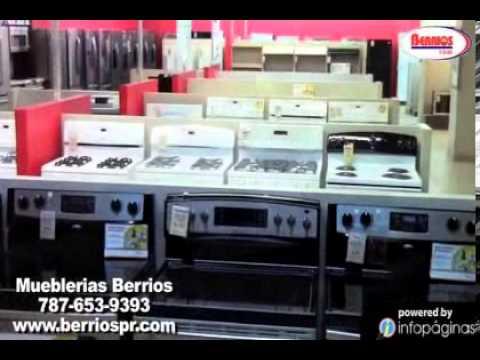 Mueblerias Berrios - (787)653-9393