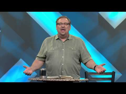 Learn About the Ministry of Mercy With Pastor Rick Warren