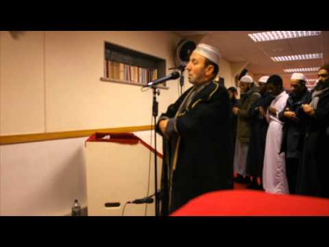 World Renowned Sheikh Al Qari Mohammed jibreel Leading Maghrib  Salah In East London
