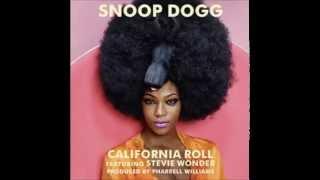 Snoop Dogg~California Roll feat.Stevie Wonder & Pharrell Williams