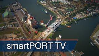 The New Rethe Bridge - A masterpiece at the Port of Hamburg