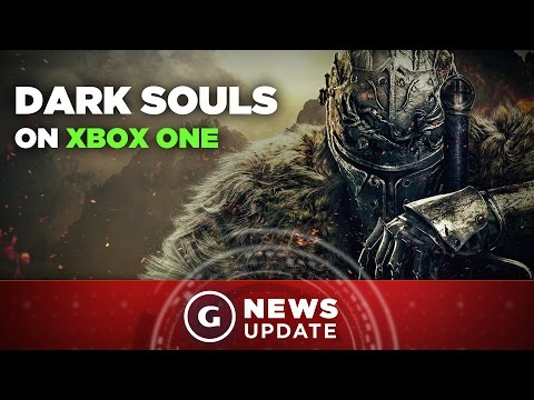 Dark Souls Xbox One Backwards Compatibility Officially Confirmed - GS News  Update