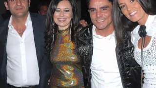 Gilda 2012, Antonello De Pierro e Pierfrancesco Campanella a festa per Deborah Bettega