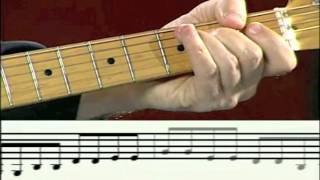 Learning Guitar Beginners Lesson (5) - Scarborough fair