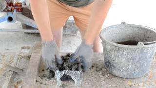 Много плитки с одной формы.(В видео снят эксперимент , как сделать больше тротуарной плитки для садовой дорожки, чем есть форм. Использо..., 2016-06-26T14:02:13.000Z)