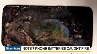Here's Why Samsung Note 7 Batteries Have Been Exploding