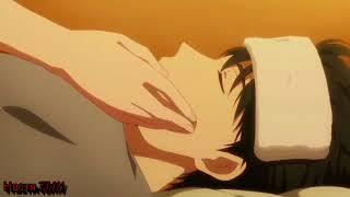 [AMV] аниме клип- Мицуёши и Тереза- давай со мной за звёздами