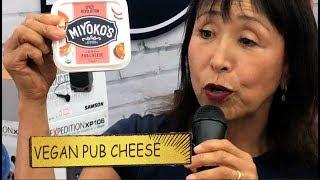 VEGAN Tuna Melt w Miyoko's Pub Cheese