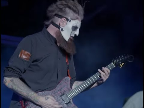"Slipknot release new song/video ""Solway Firth"" off new album ""We Are Not Your Kind"" ..!"