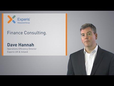 Experis UK & Ireland – Finance Consulting