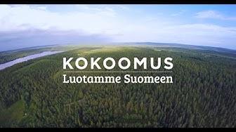 Luotamme Suomeen – Kokoomus-vaalivideo – eduskuntavaalit 2019
