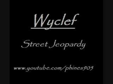 Street Jeopardy - Wyclef Jean