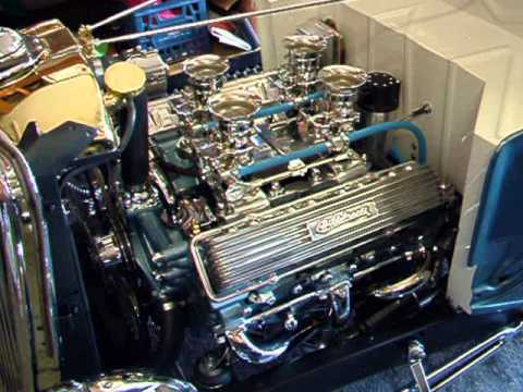 Take Five 34 Ford Coupe with 390 Cadillac - YouTube