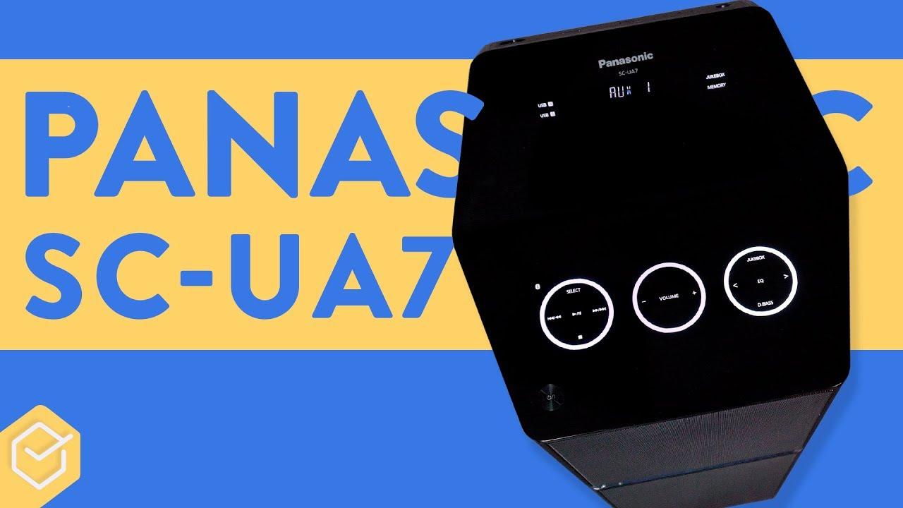 Download MELHOR MINI SYSTEM que já usei! ÓTIMO p/Festas! | Panasonic SC-UA7