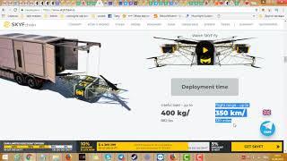 Skyfchain Первая в мире блокчейн платформа Б2Р (для бизнеса и роботов )