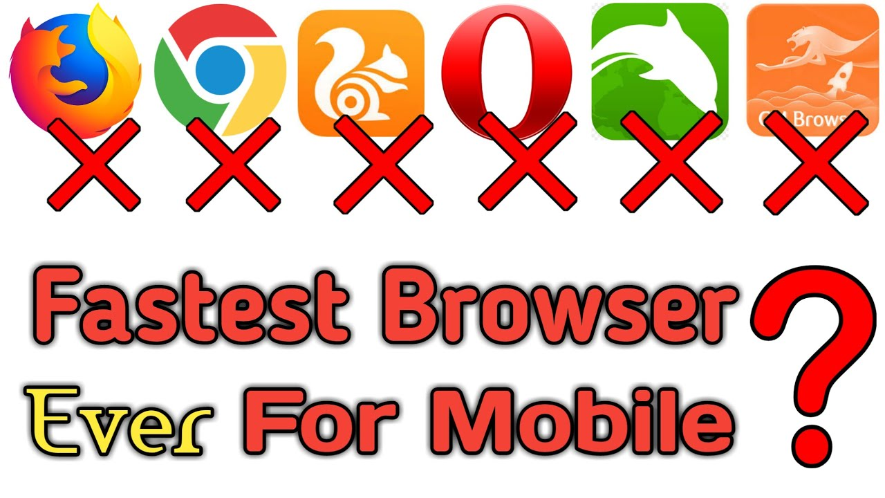Best Internet Browser 2019 Fastest InterBrowser for All Mobile Phone | Best InterWeb
