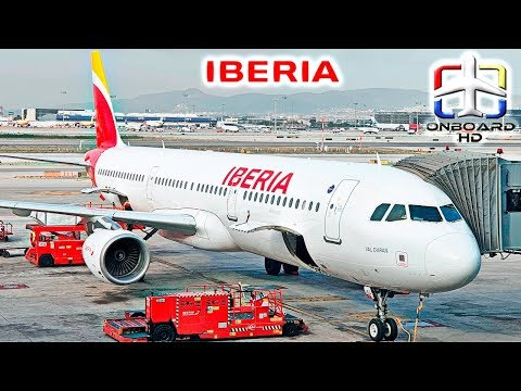 TRIP REPORT | IBERIA: Ex-Busiest Route in the World! ツ | Airbus A321 | Barcelona to Madrid