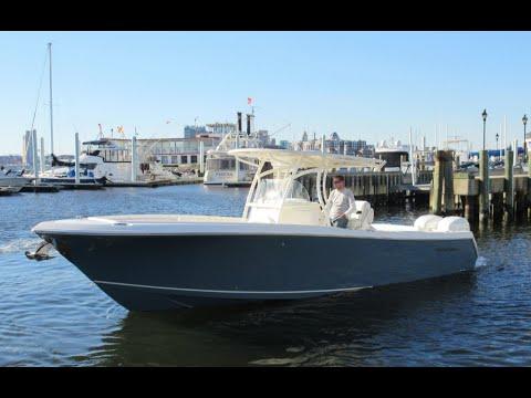 2016 Sailfish 290 Center Console Boat For Sale At MarineMax Bay Bridge Marina