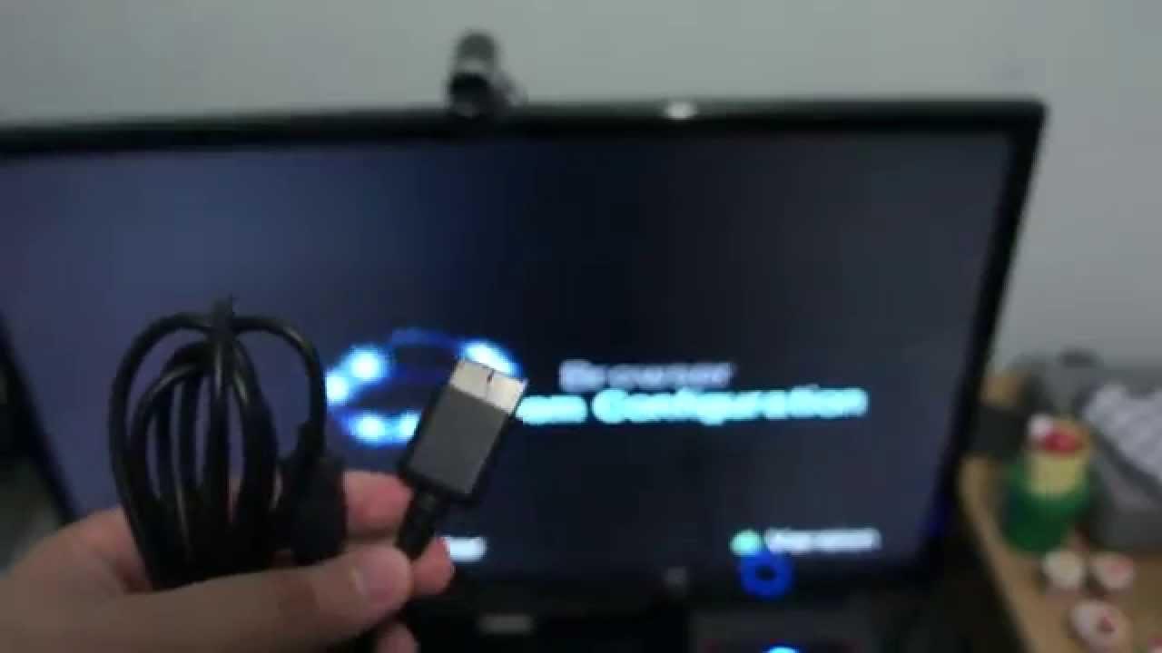 Avermedia live gamer portable ps2 connection settings for Gamer v portable