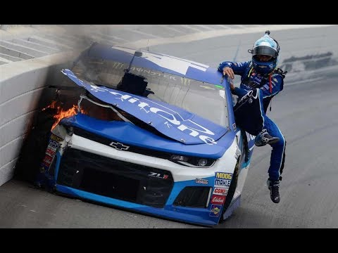 2018 NASCAR At Texas Post Race Review (Brian France Showed Up!)