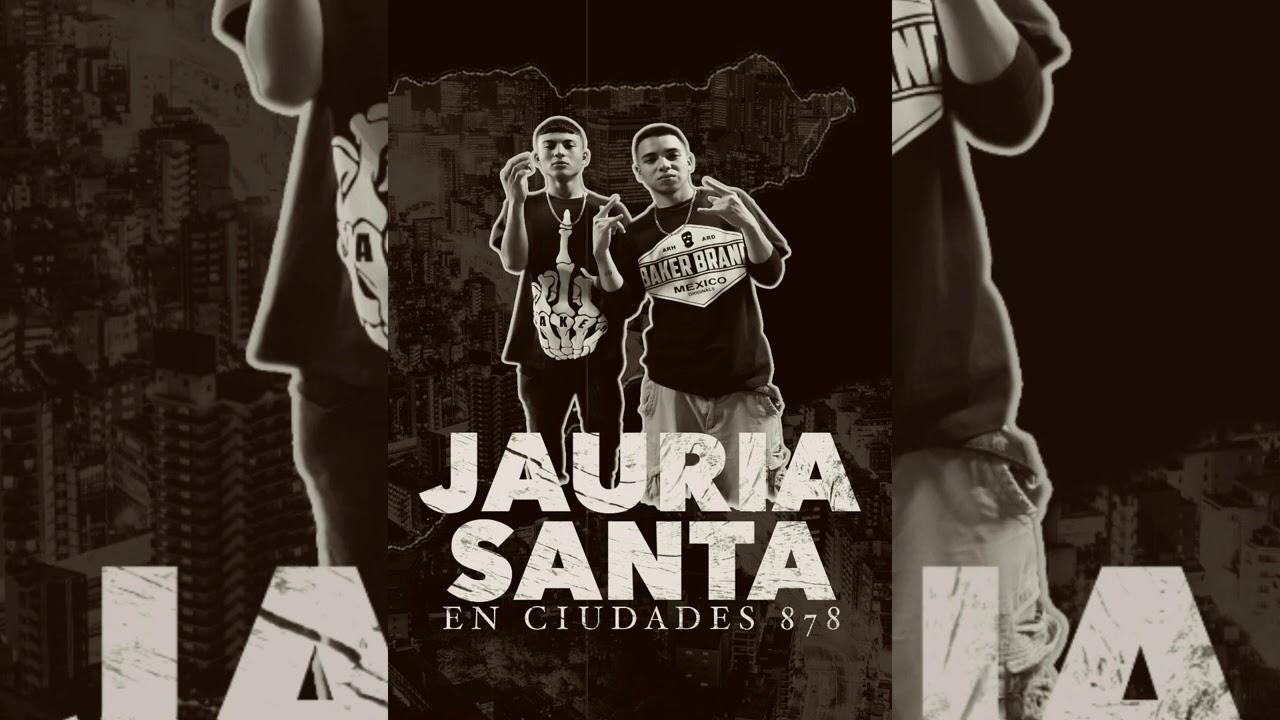 Jauría Santa - Me Voy Volando (Audio Oficial)