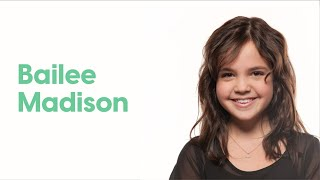 Bailee Madison - White Chair Film - I Am Second®