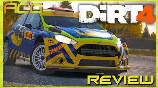 "Dirt 4 Review ""Buy, Wait for Sale, Rent, Never Touch?"""