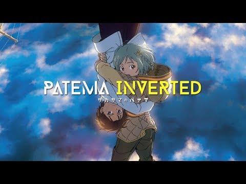Patema Inverted ending  wonderful OST