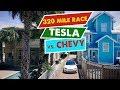 TESLA ROAD TRIP: Gas vs. Electric - Atlanta to Destin