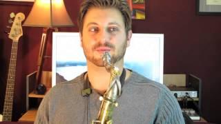Good Tenor Sax Techniques