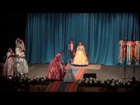 Presentacion Infantiles Falla La Victoria 2015