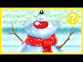 Oggy And The Cockroaches - The Snowmen (s2e84.1) Full Episode video