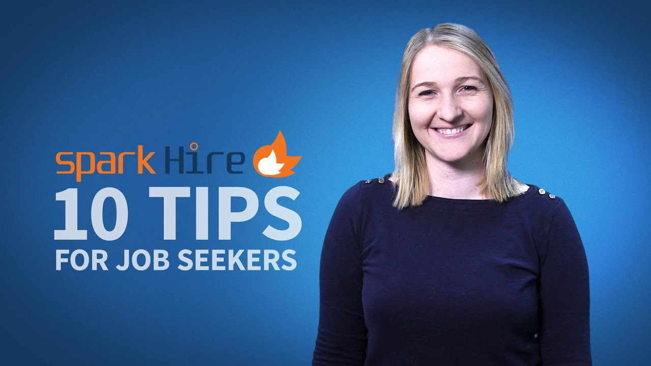 video interviewing tips for job seekers