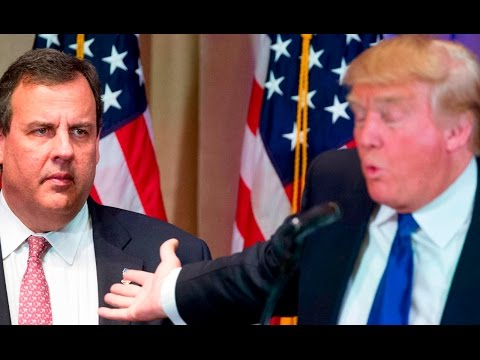 Trump's Latest Way to Humiliate Chris Christie