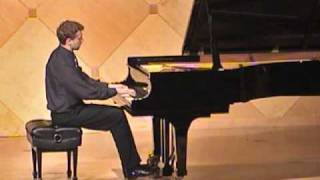Ravel - Le tombeau de Couperin IV. Rigaudon - Charles Szczepanek