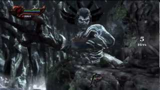 God of War III - Poseidon battle (FLAWLESS)