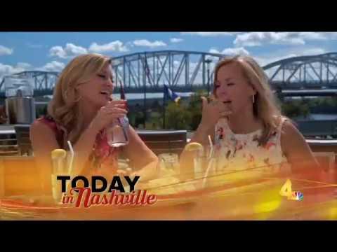 Melissa Reeves Guest Hosts Today in Nashville  Segment 1
