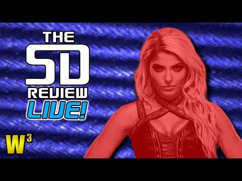 The Dark Side of Alexa Bliss! | The Smackdown Review LIVE (September 25, 2020)