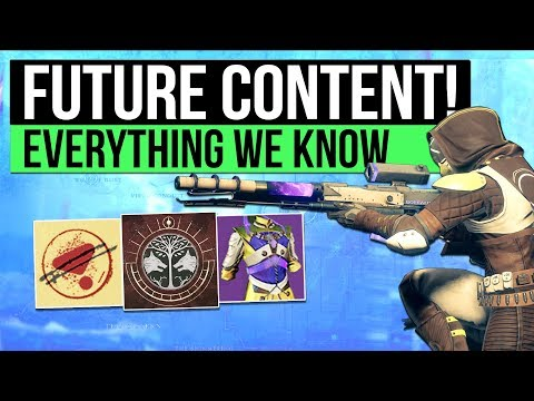 Destiny 2 | Everything We Know about Iron Banner, Prestige Raids, Challenge Modes, Factions & DLC!