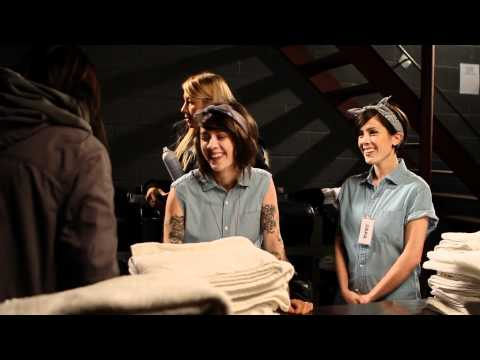 Morgan Page feat. Tegan and Sara - Body Work [Behind the Scenes]