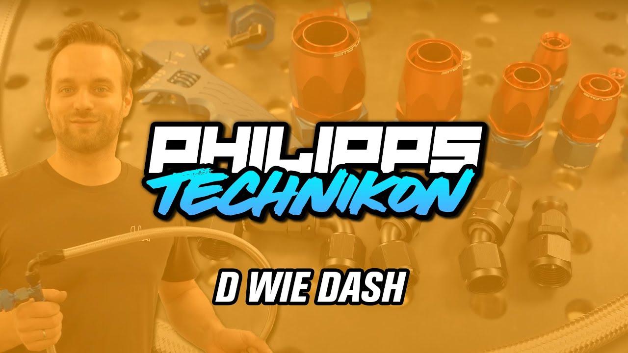 D wie DASH - Das steckt hinter den Leitungen aus der Luftfahrt! Philipps TECHNIKON! #4
