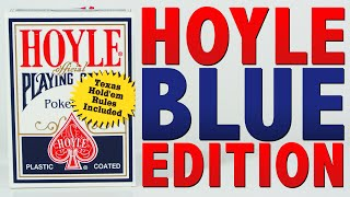 Deck Review - Hoyle Blue Edition Playing Cards [HD]