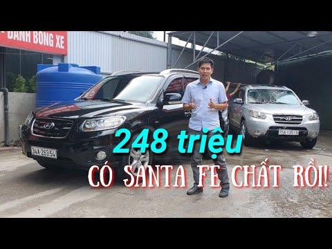 Loạt Hyundai Santa Fe máy dầu SLX, MLX & Gold giá từ 248 triệu tại Quang Tuấn Auto