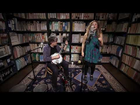 Bela Fleck & Abigail Washburn  Take Me to Harlan  1272017  Paste Studios, New York, NY