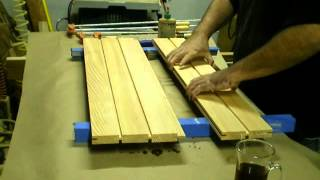 Woodworking - The Heirloom Custom Cabinet-glue-up Phase Part-3