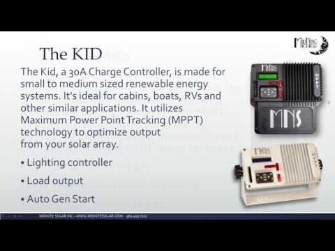 MidNite Solar's General Product Overview
