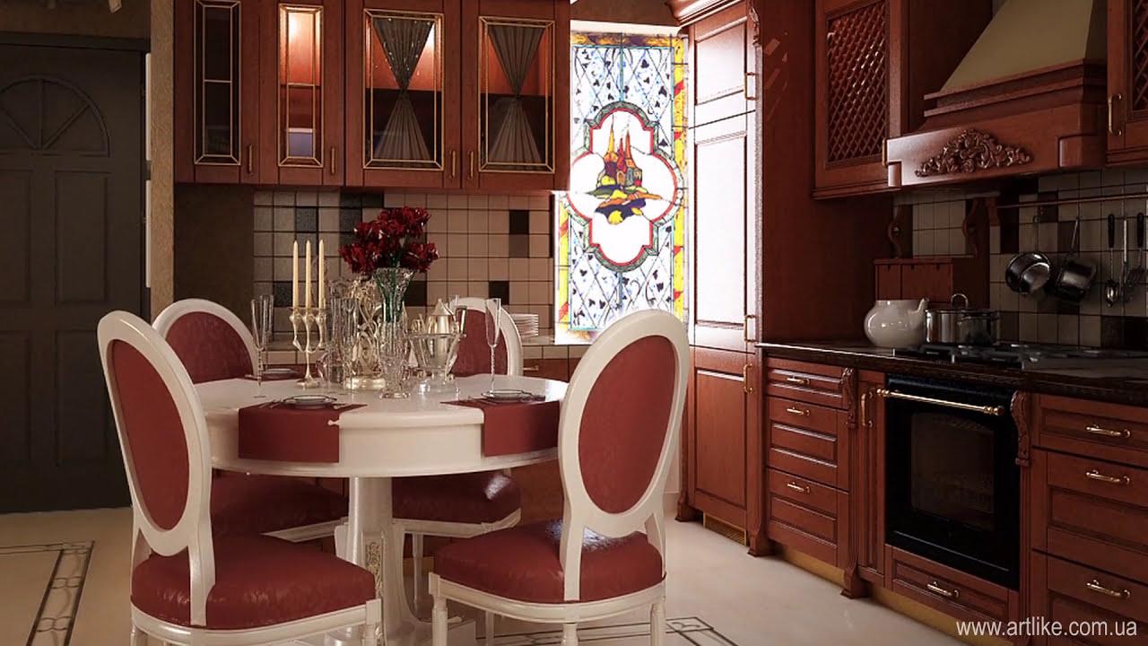 Дизайн квартиры в современном стиле (г.Киев) - YouTube