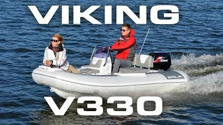 GALA Viking V330 - NEW 2019 aluminium hull RIB Tender