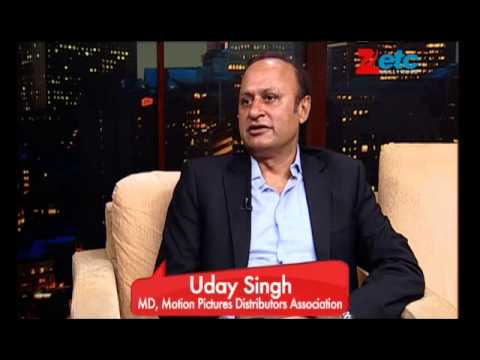 Uday Singh, MD, Motion Picture Distributors Association - India | Komal Nahta