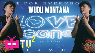L4WUDU - love song【 LYRIC VIDEO 】